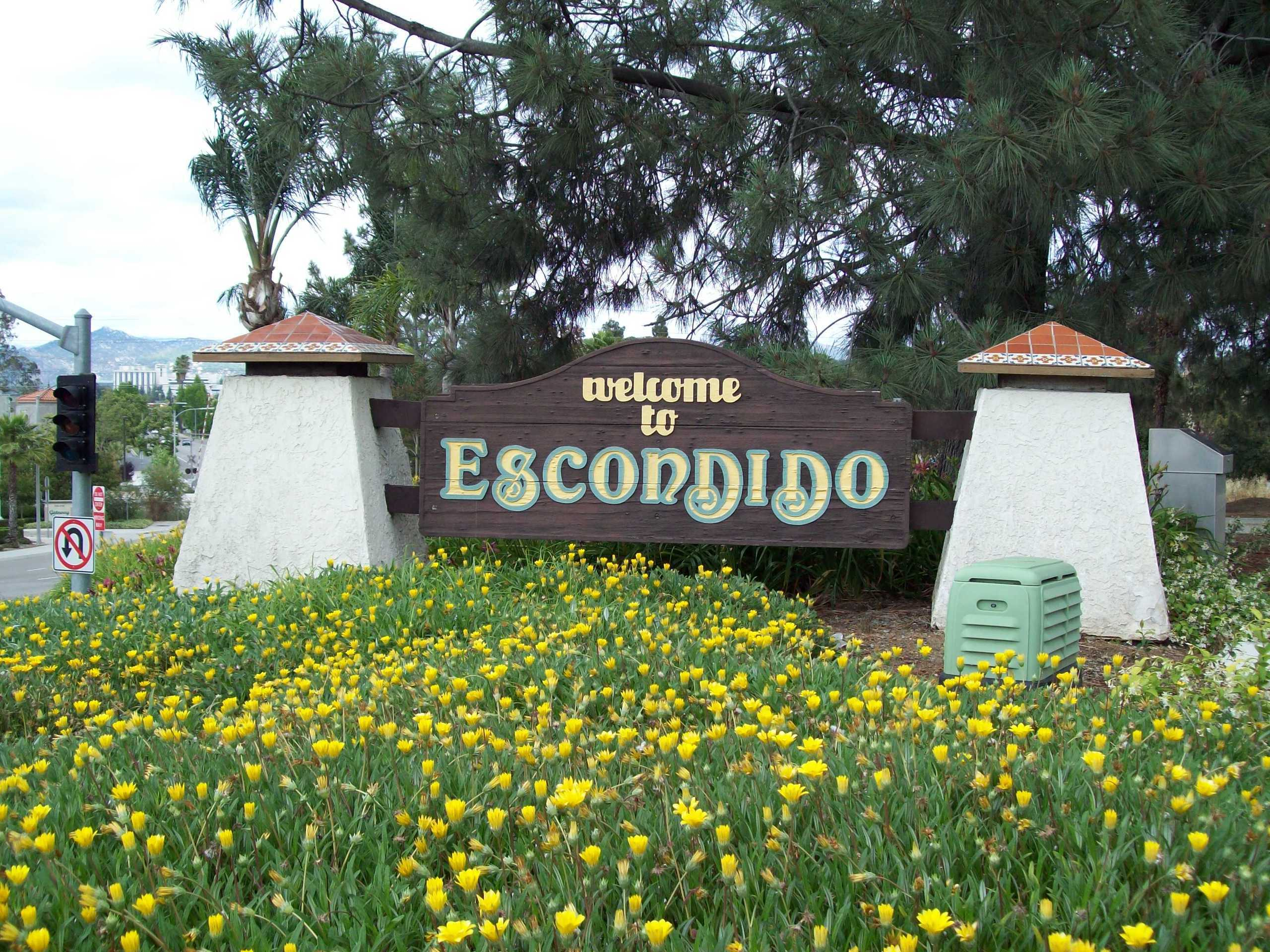 escondido real estate
