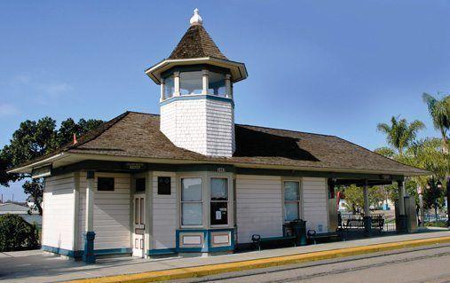 Lemon grove real estate train station