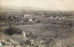 san diego history in lemon grove