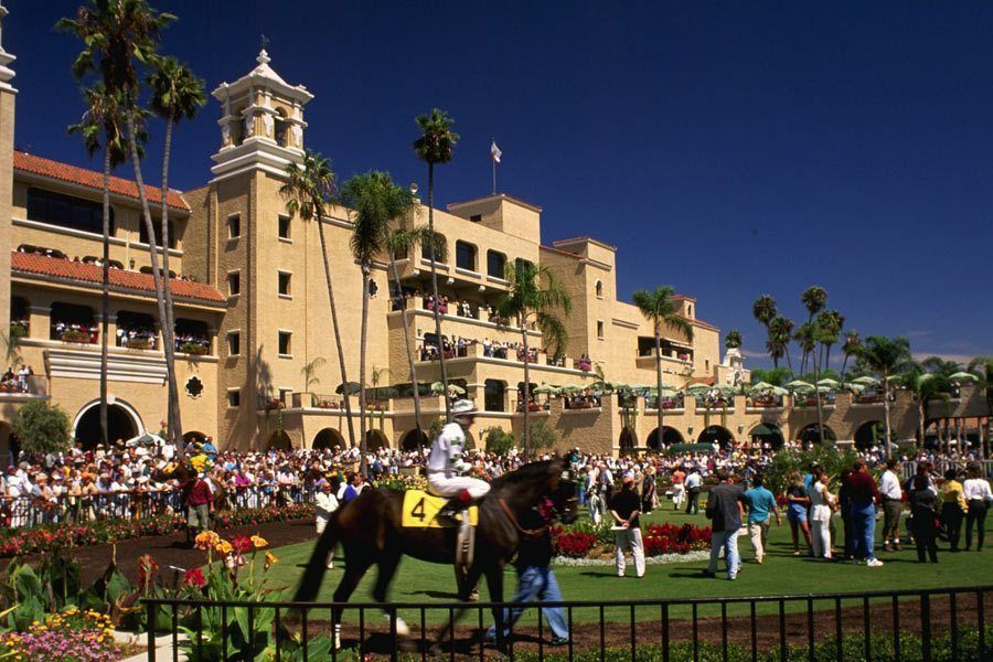 del mar real estate racetrack